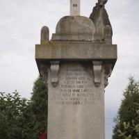 Valea Mare Pravăț - Monumentul Eroilor în primul război mondial