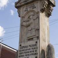 Poienarii de Muscel - Monumentul Eroilor