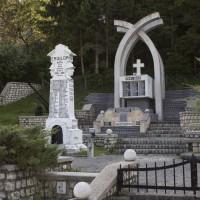 Mățău - Monumentul eroilor căzuți în primul război mondial și al doilea