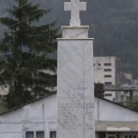 Voinești - Monumentul Eroilor căzuți în primul război mondial