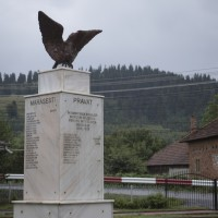 Lerești - Monumentul Eroilor căzuți în primul război mondial