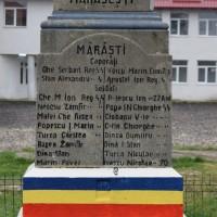Căteasca - Monument dedicat eroilor căzuţi în primul război mondial