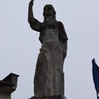 Ciulnița - Monumentul Eroilor căzuți în primul și al doilea război mondial