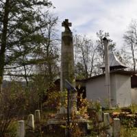 Cărpeniș - Monumentul Eroilor din Primul și al Doilea Război Mondial