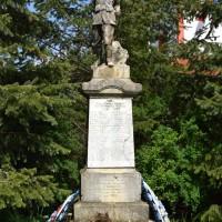 Corbeni - Monumentul Eroilor căzuți în primul război mondial