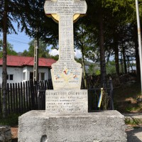 Arefu - Monumentul Eroilor căzuți în primul război mondial și în războiul de independență