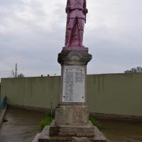 Bradu de Jos - Monument dedicat Primului Război Mondial