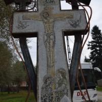Valea Bradului - Monument comemorativ dedicat Eroilor din Primul Război Mondial și Al Doilea