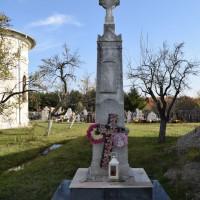 Lăunele de Sus - Monumentul Eroilor din Primul Război Mondial
