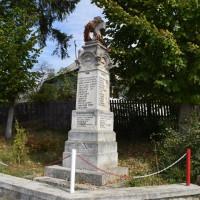 Văcarea - Monument comemorativ dedicat Eroilor Primului Război Mondial - Obelisc