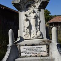 Drăghici - Monument comemorativ dedicat Eroilor Primului Război Mondial - Obelisc