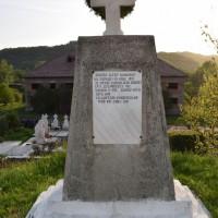 Cepari - Monumentul Eroilor căzuți în primul război mondial