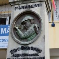 Drăganu - Monumentul Eroilor căzuți în Primul Război Mondial