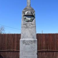 Bârla - Monumentul Eroilor căzuți în primul război mondial