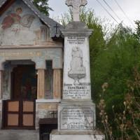 Petrești - Cruce memorială pentru Eroii căzuți în Primul Război Mondial