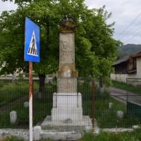 Valea Nandrii - Monumentul Eroilor în primul război mondial