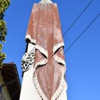 Cerbu - Monumentul Eroilor căzuți în primul și al doilea război mondial