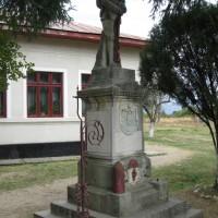 Săliștea - Monumentul Eroilor căzuți în Primul Război Mondial