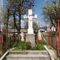 Valea Mare Podgoria - Cruce memorială