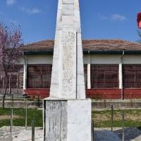 Siliștea - Monument dedicat eroilor căzuți în primul război mondial