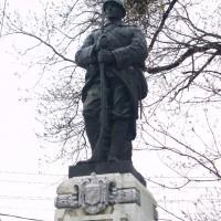 Budișteni - Monumentul eroilor căzuți în primul război mondial