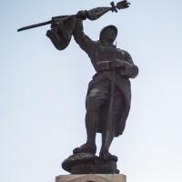 Câmpulung - Monumentul eroilor căzuți în primul război mondial