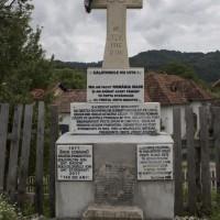 Bădeni - Monumentul Eroilor căzuți în războiul de independență și primul război mondial