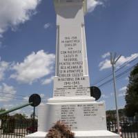 Mioveni - Monumentul Eroilor căzuți în primul război mondial