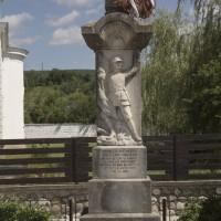 Livezeni - Cruce memorială
