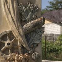 Groșani - Monumentul Eroilor căzuți în primul război mondial