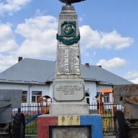 Albeștii Ungureni - Monumentul Eroilor căzuți în primul război mondial