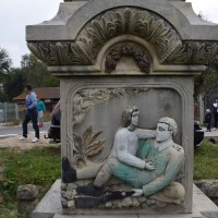 Valea Mănăstirii - Monument comemorativ dedicat Eroilor Primului Război Mondial - Stelă