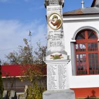 Morărești - Monumentul Eroilor din Primul și al Doilea Război Mondial
