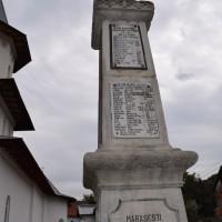 Valea Popii - Monument comemorativ dedicat Eroilor Primului Război Mondial - Obelisc