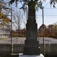 Cuca - Monumentul Eroilor din Primul Război Mondial