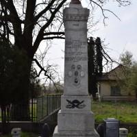 Gorganu - Monumentul Eroilor căzuți în primul război mondial