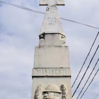 Slobozia - Obelisc dedicat eroilor căzuți în primul război mondial 1916-1918 (1941-1945)
