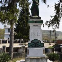 Văleni Podgoria - Monumentul Eroilor căzuți în primul și al doilea război mondial
