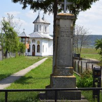 Dobrogostea - Monumentul Eroilor căzuți în primul război mondial