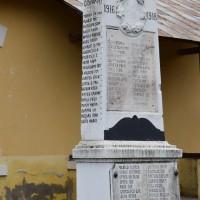Recea - Monumentul Eroilor căzuți în Primul Război Mondial