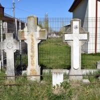 Cerbu - Parcelă dedicată eroilor căzuți în primul și al doilea război mondial