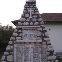 Bădeni - Monumentul Eroilor