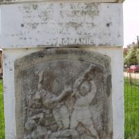 Ștefan cel Mare - Monument dedicat eroilor căzuți în primul război mondial